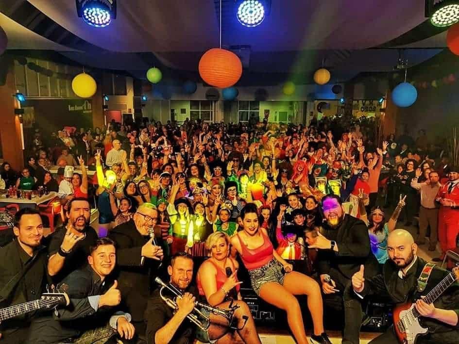 Torralba de Calatrava dijo adiós a su Carnaval por todo lo alto 15
