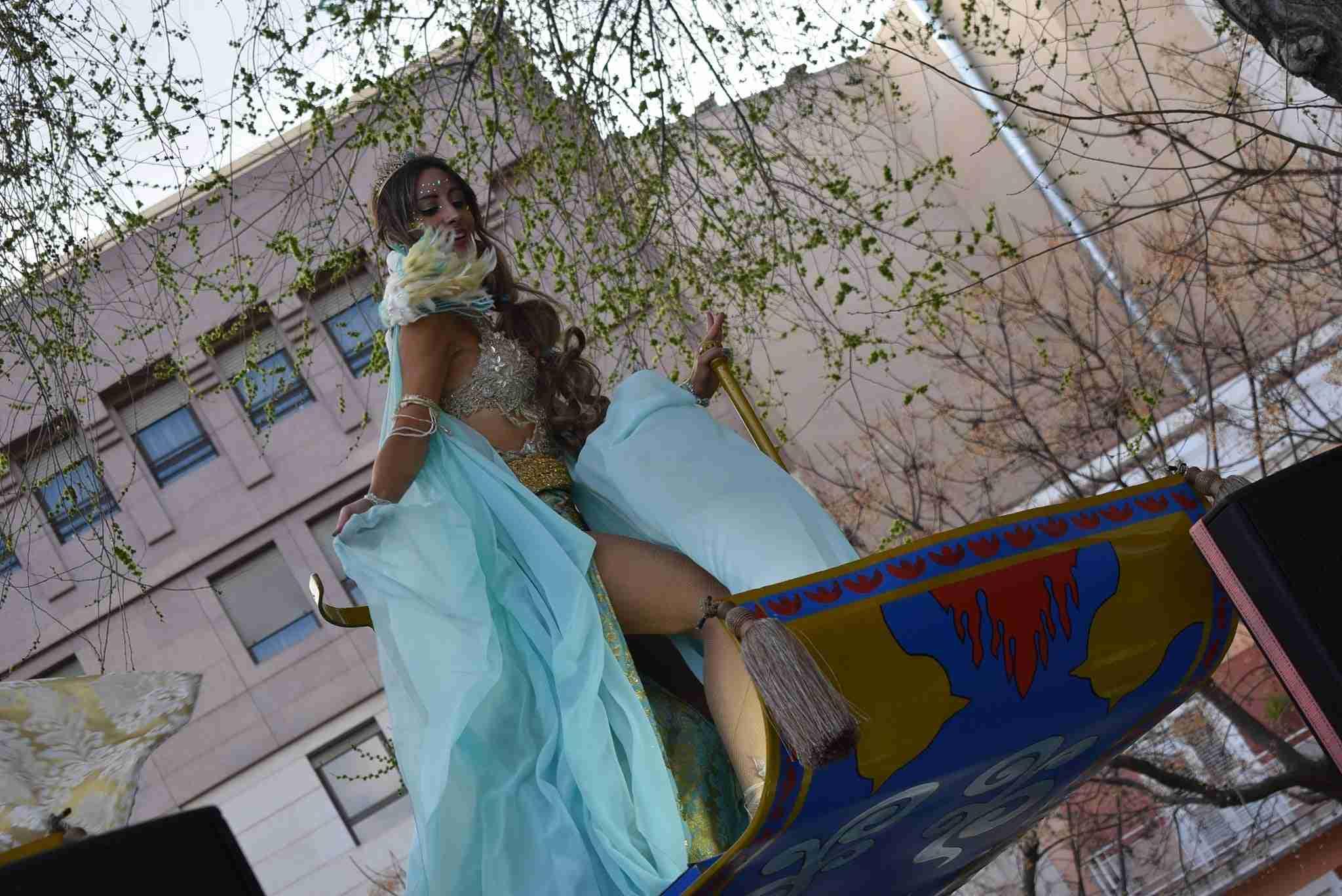 Axonsou se lleva el Arlequín de Oro del Carnaval de Ciudad Real 60