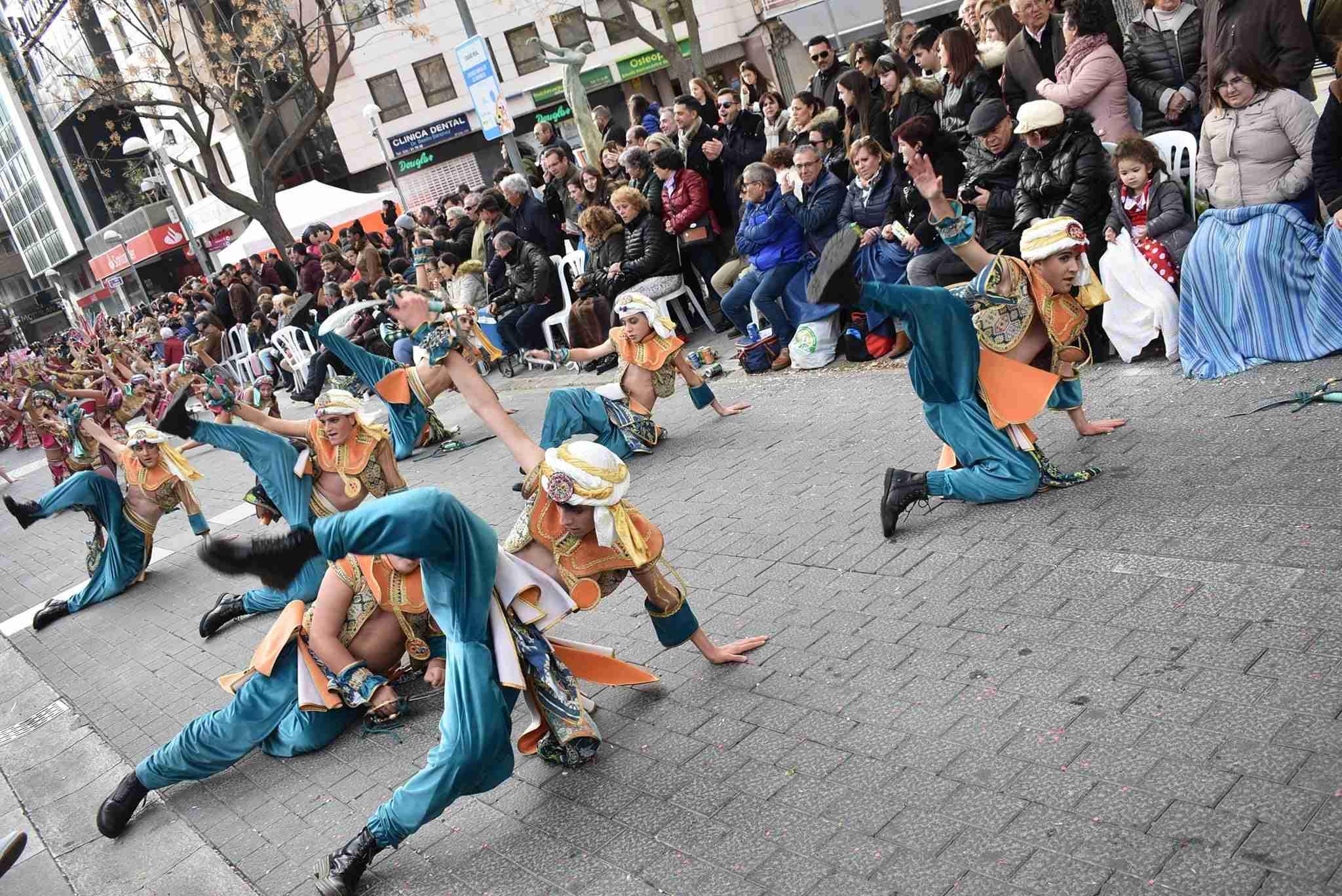 Axonsou se lleva el Arlequín de Oro del Carnaval de Ciudad Real 61