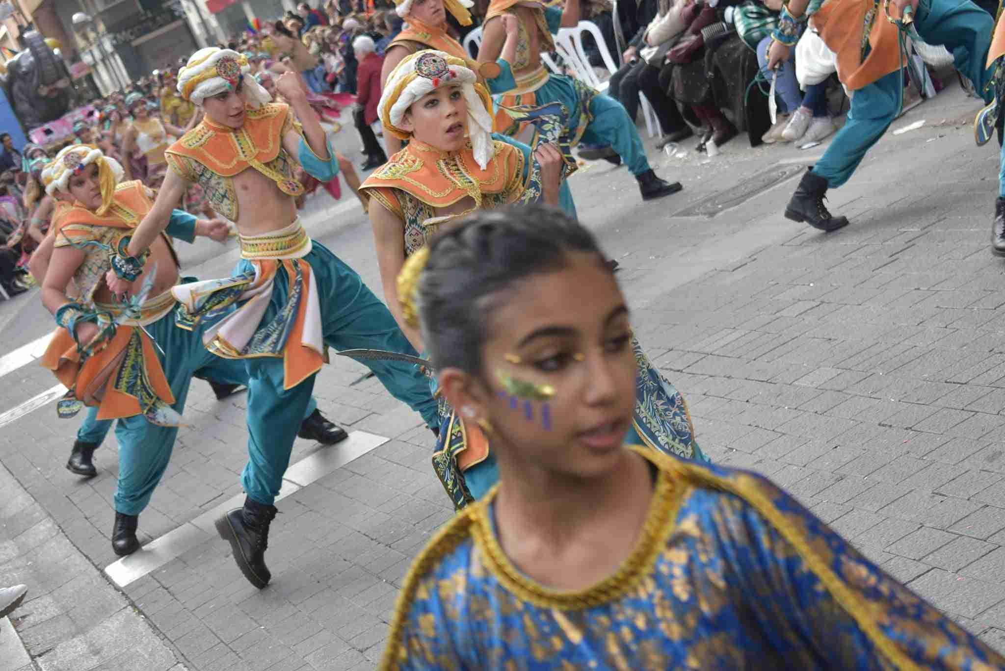 Axonsou se lleva el Arlequín de Oro del Carnaval de Ciudad Real 62