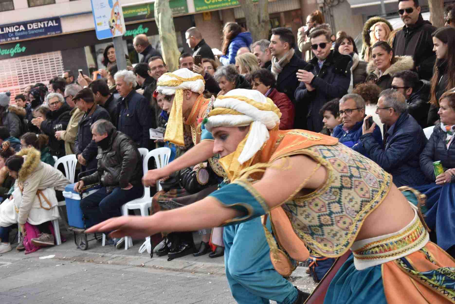 Axonsou se lleva el Arlequín de Oro del Carnaval de Ciudad Real 64