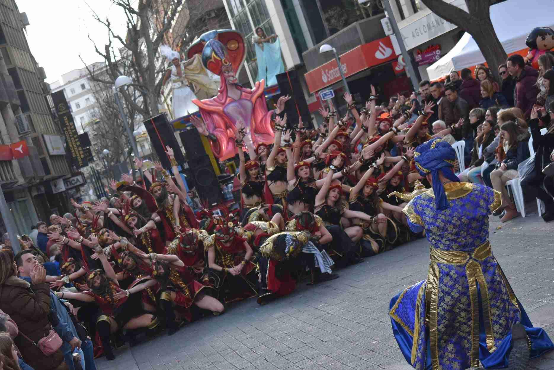 Axonsou se lleva el Arlequín de Oro del Carnaval de Ciudad Real 65
