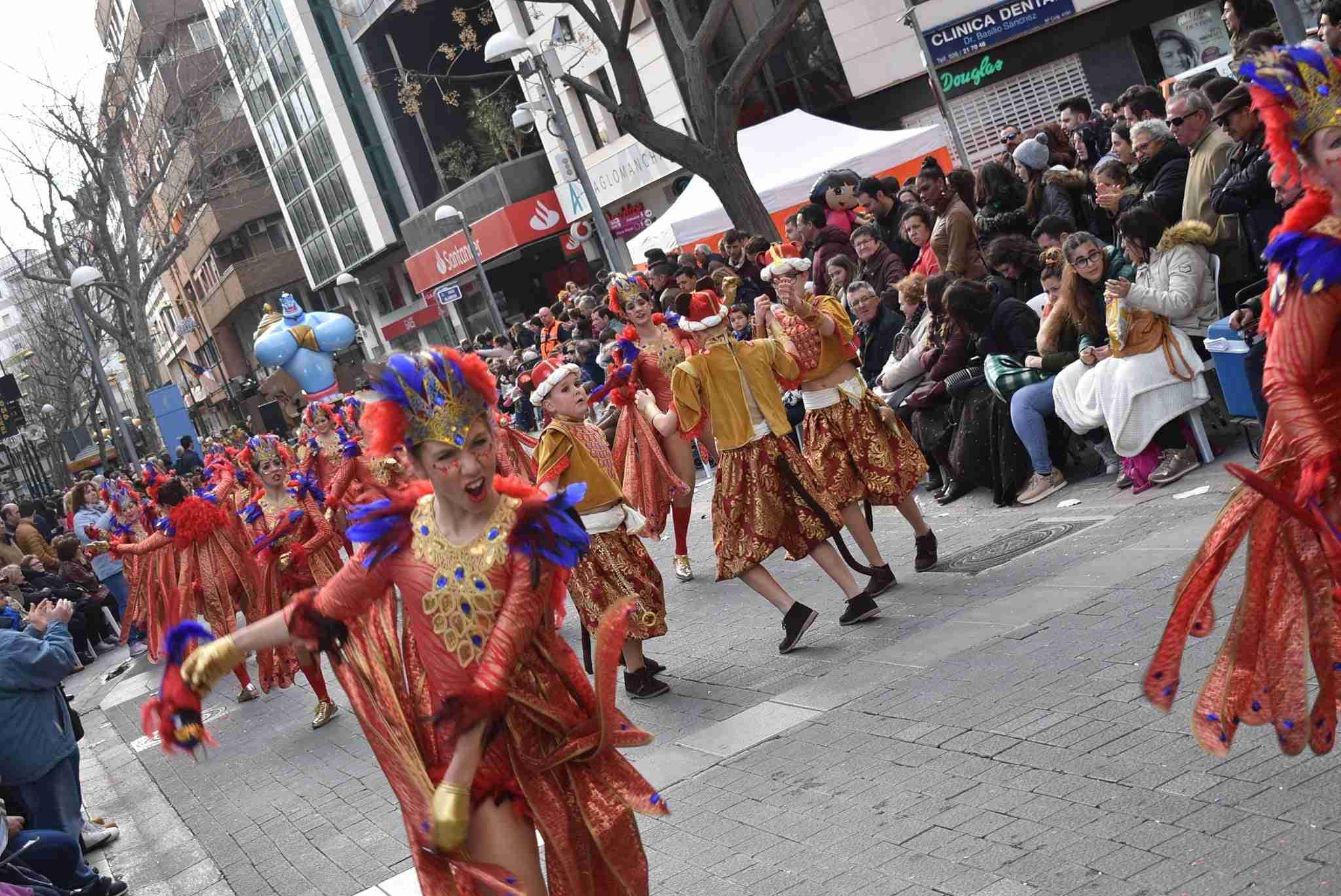 Axonsou se lleva el Arlequín de Oro del Carnaval de Ciudad Real 67