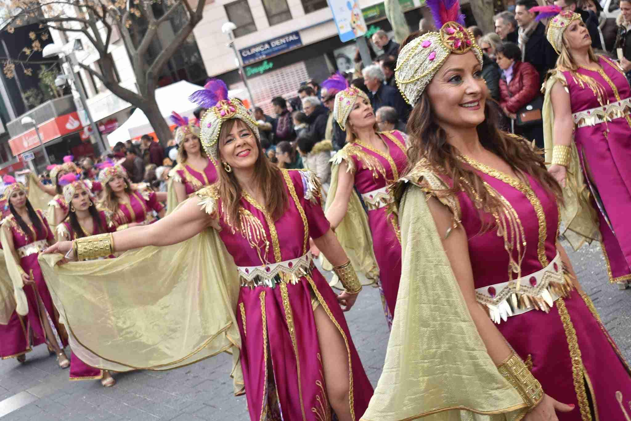 Axonsou se lleva el Arlequín de Oro del Carnaval de Ciudad Real 68