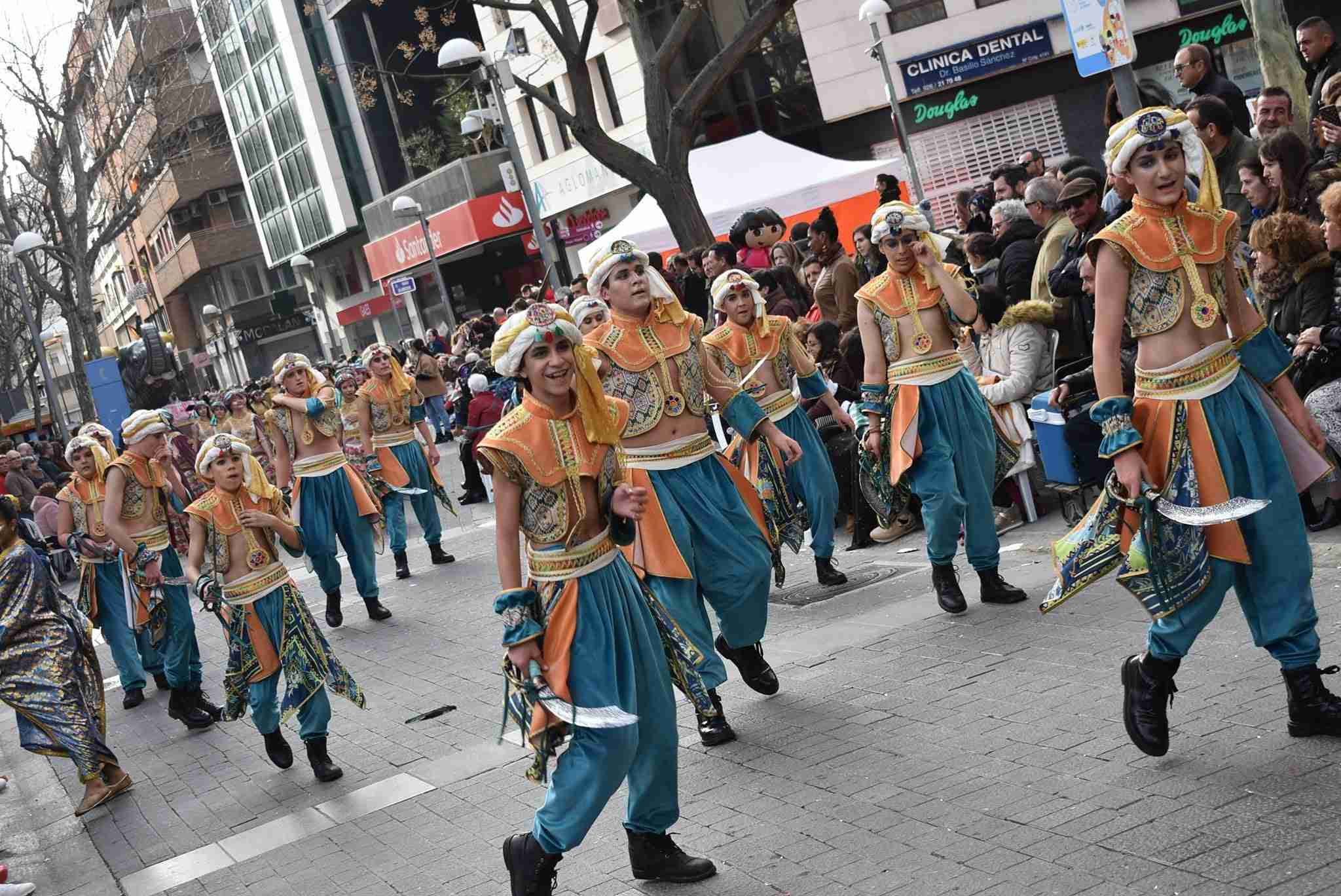 Axonsou se lleva el Arlequín de Oro del Carnaval de Ciudad Real 69