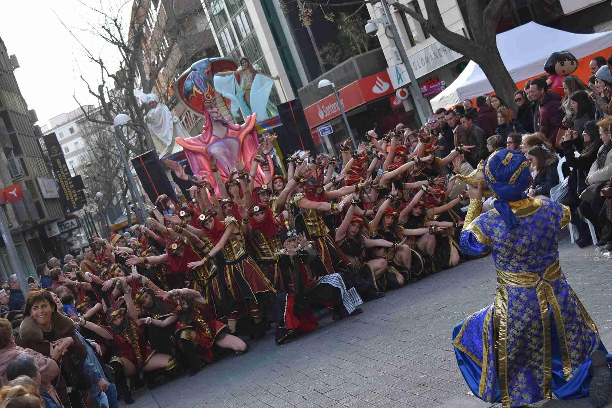 Axonsou se lleva el Arlequín de Oro del Carnaval de Ciudad Real 52