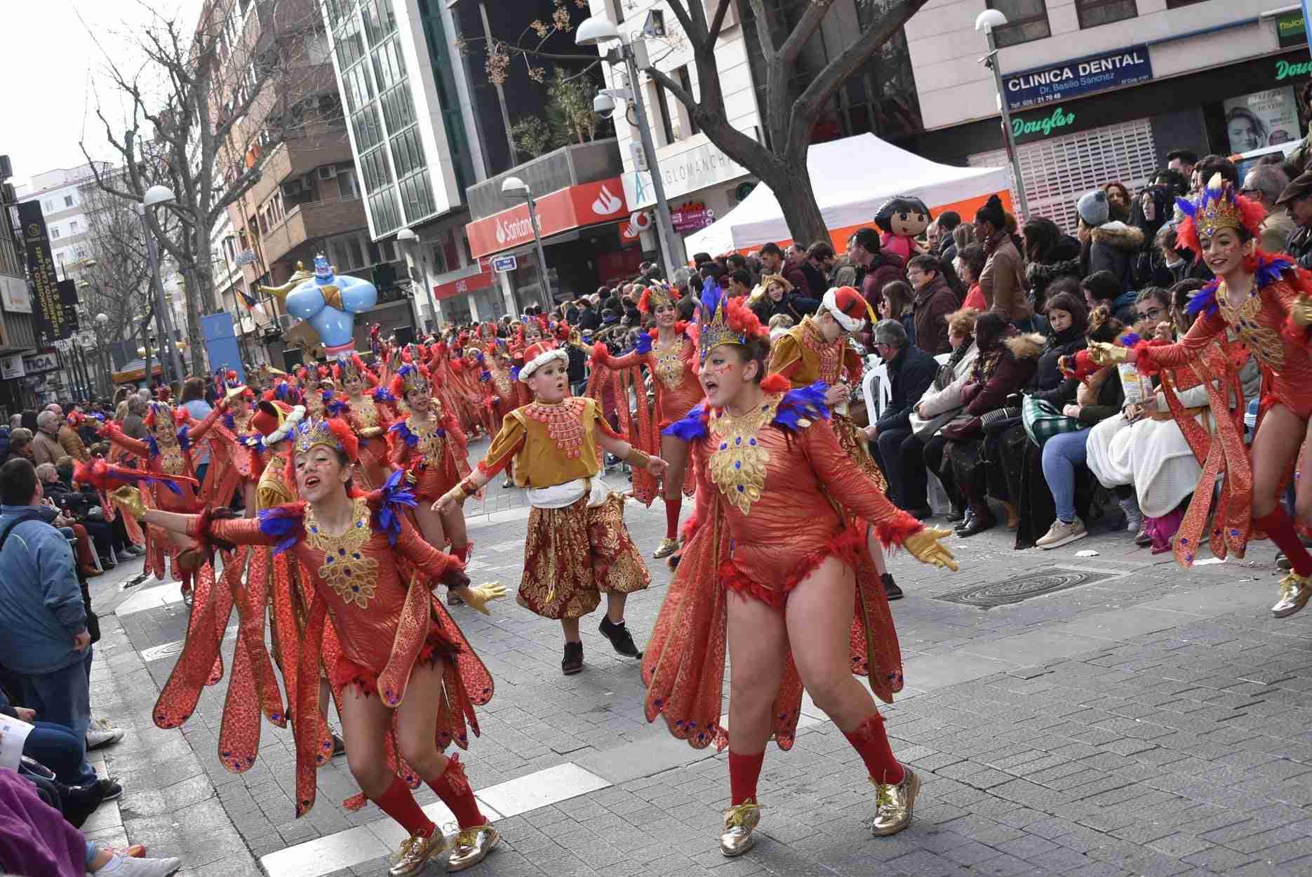 Axonsou se lleva el Arlequín de Oro del Carnaval de Ciudad Real 70