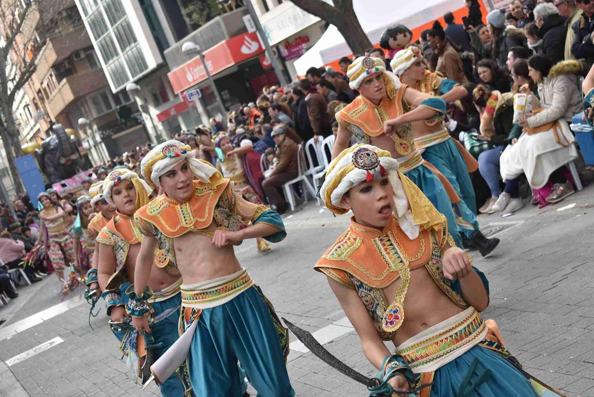Axonsou se lleva el Arlequín de Oro del Carnaval de Ciudad Real 71