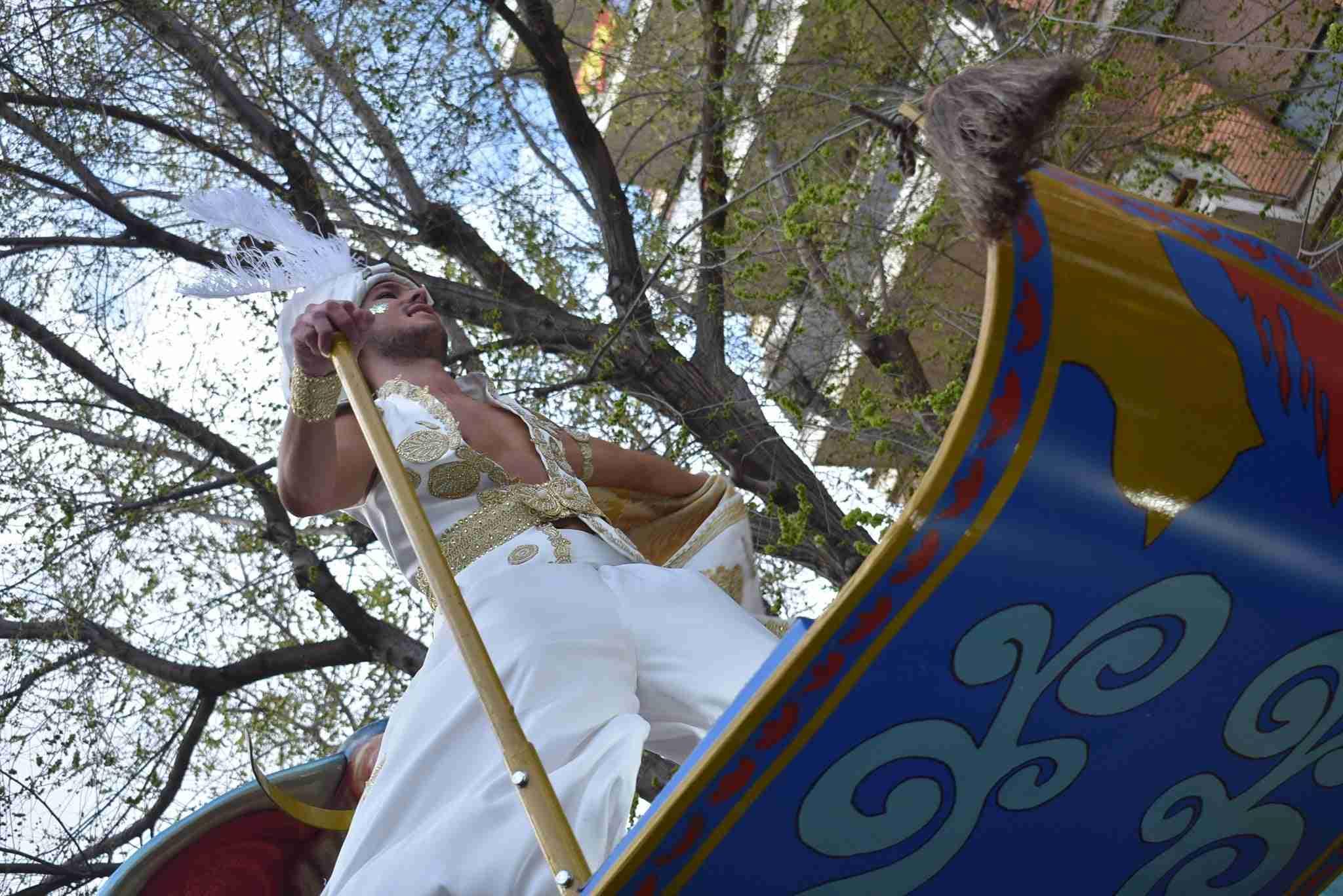 Axonsou se lleva el Arlequín de Oro del Carnaval de Ciudad Real 75