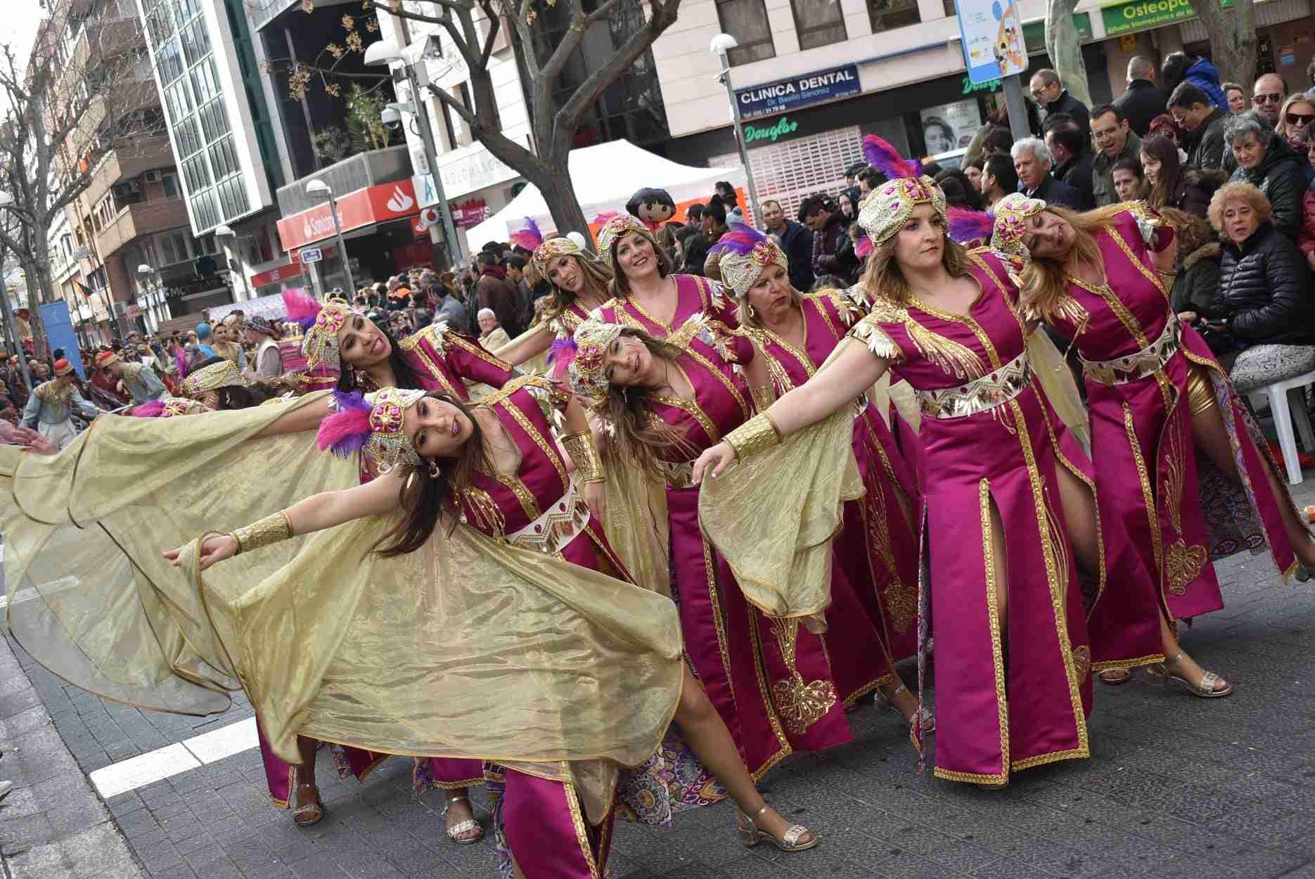 Axonsou se lleva el Arlequín de Oro del Carnaval de Ciudad Real 53