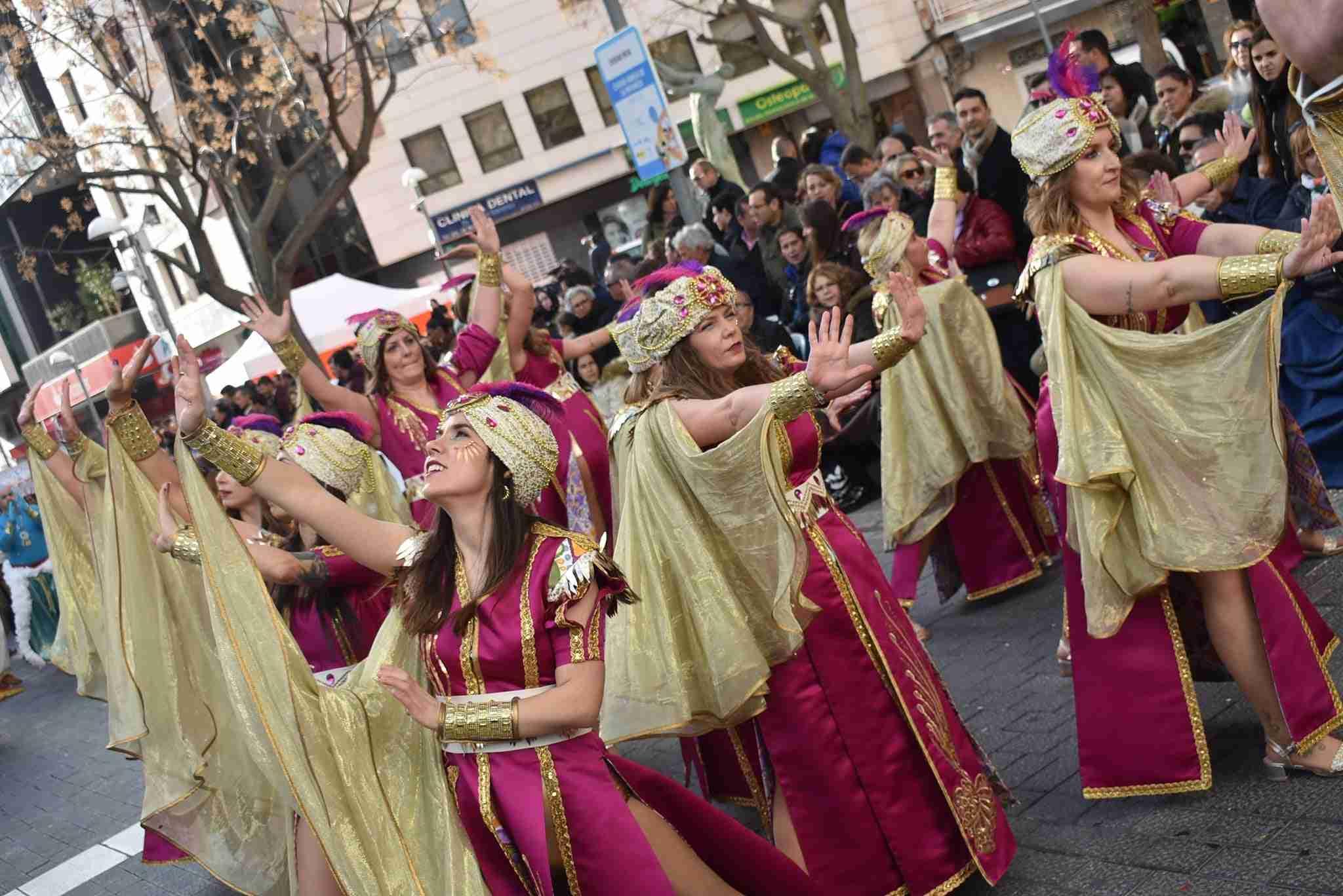 Axonsou se lleva el Arlequín de Oro del Carnaval de Ciudad Real 54