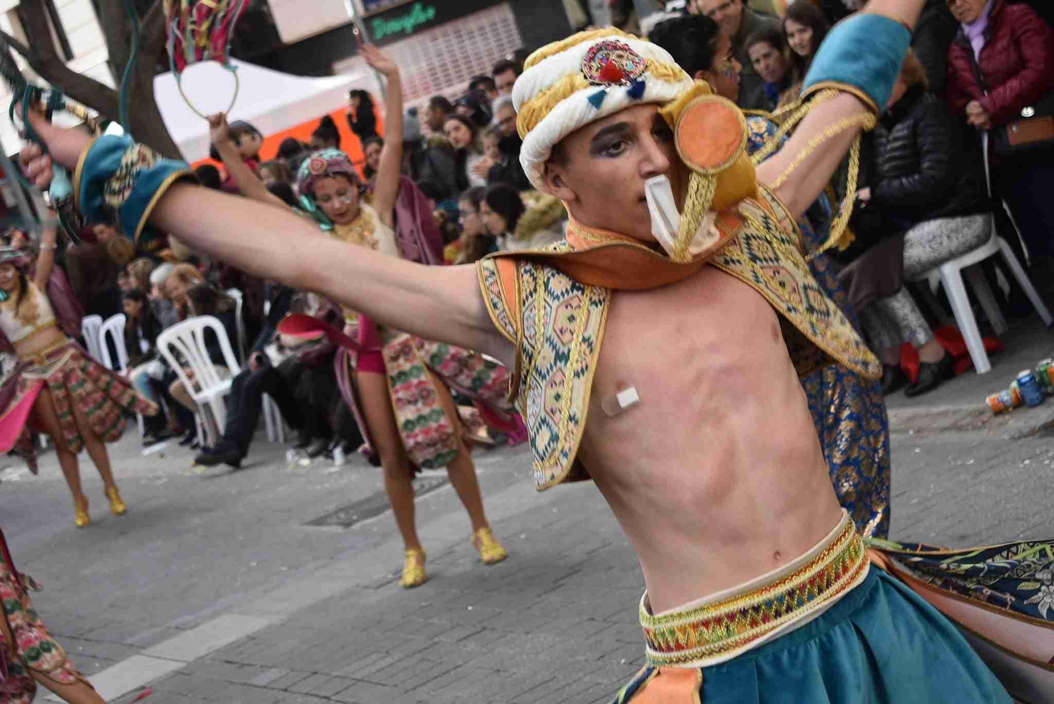 Axonsou se lleva el Arlequín de Oro del Carnaval de Ciudad Real 55