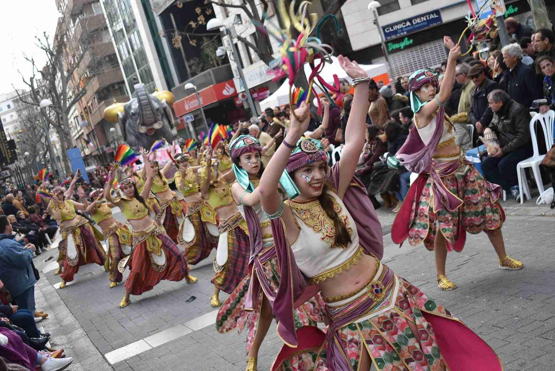 Axonsou se lleva el Arlequín de Oro del Carnaval de Ciudad Real 56