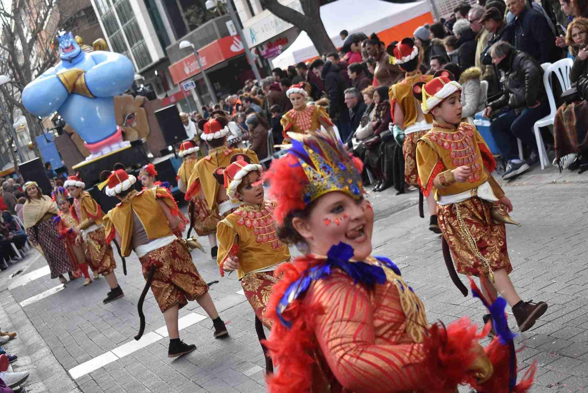 Axonsou se lleva el Arlequín de Oro del Carnaval de Ciudad Real 57