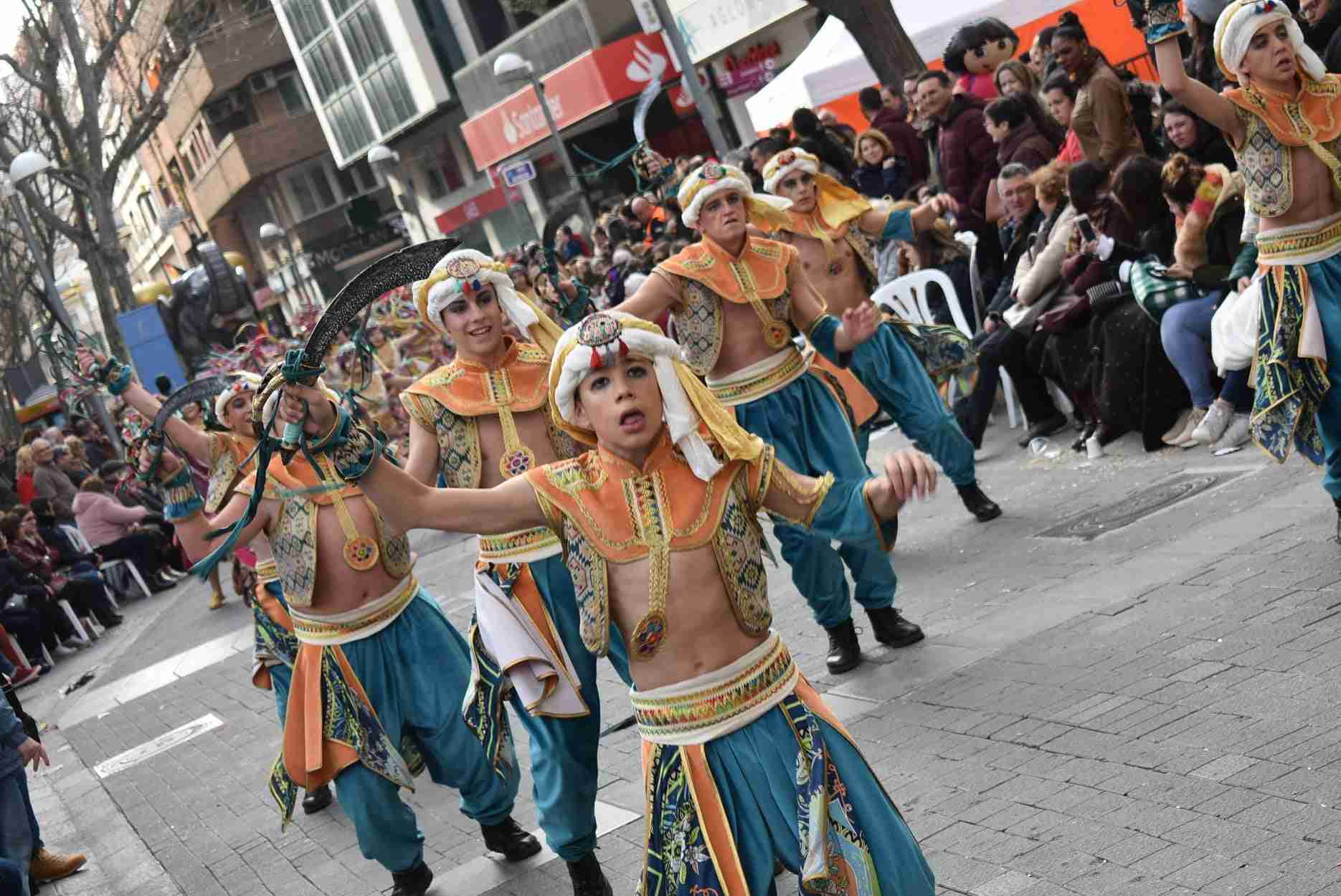 Axonsou se lleva el Arlequín de Oro del Carnaval de Ciudad Real 58