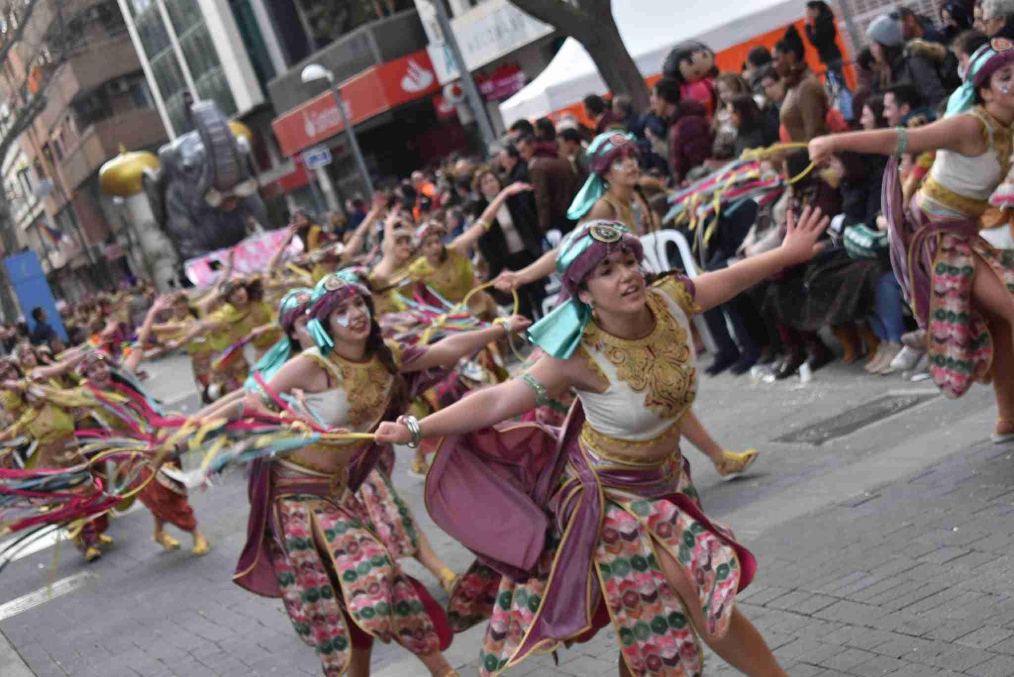 Axonsou se lleva el Arlequín de Oro del Carnaval de Ciudad Real 59
