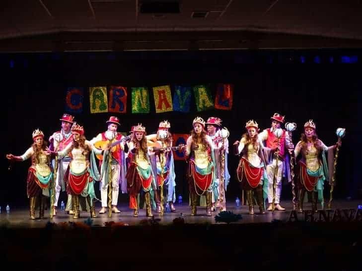 Torralba de Calatrava dijo adiós a su Carnaval por todo lo alto 19