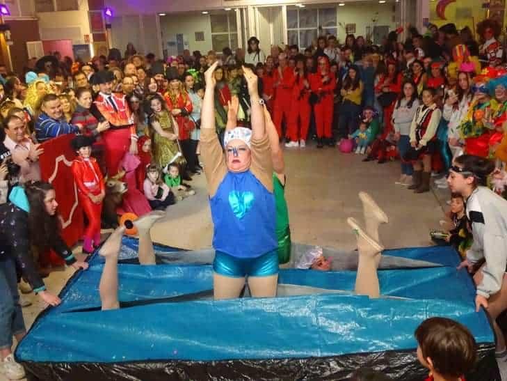 Torralba de Calatrava dijo adiós a su Carnaval por todo lo alto 18
