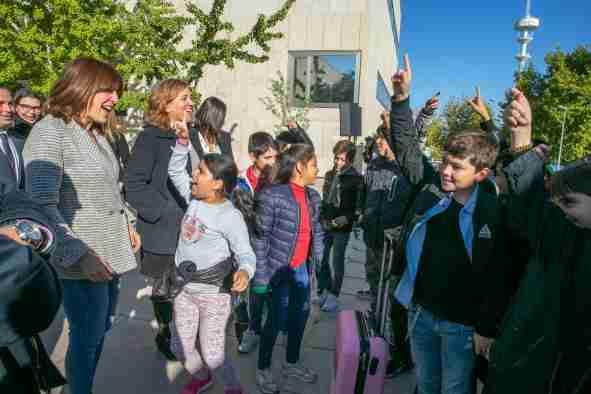 Cerca del 90 por ciento de los centros educativos en Castilla-La Mancha organizaron actividades en la semana por el Día de la Mujer 1