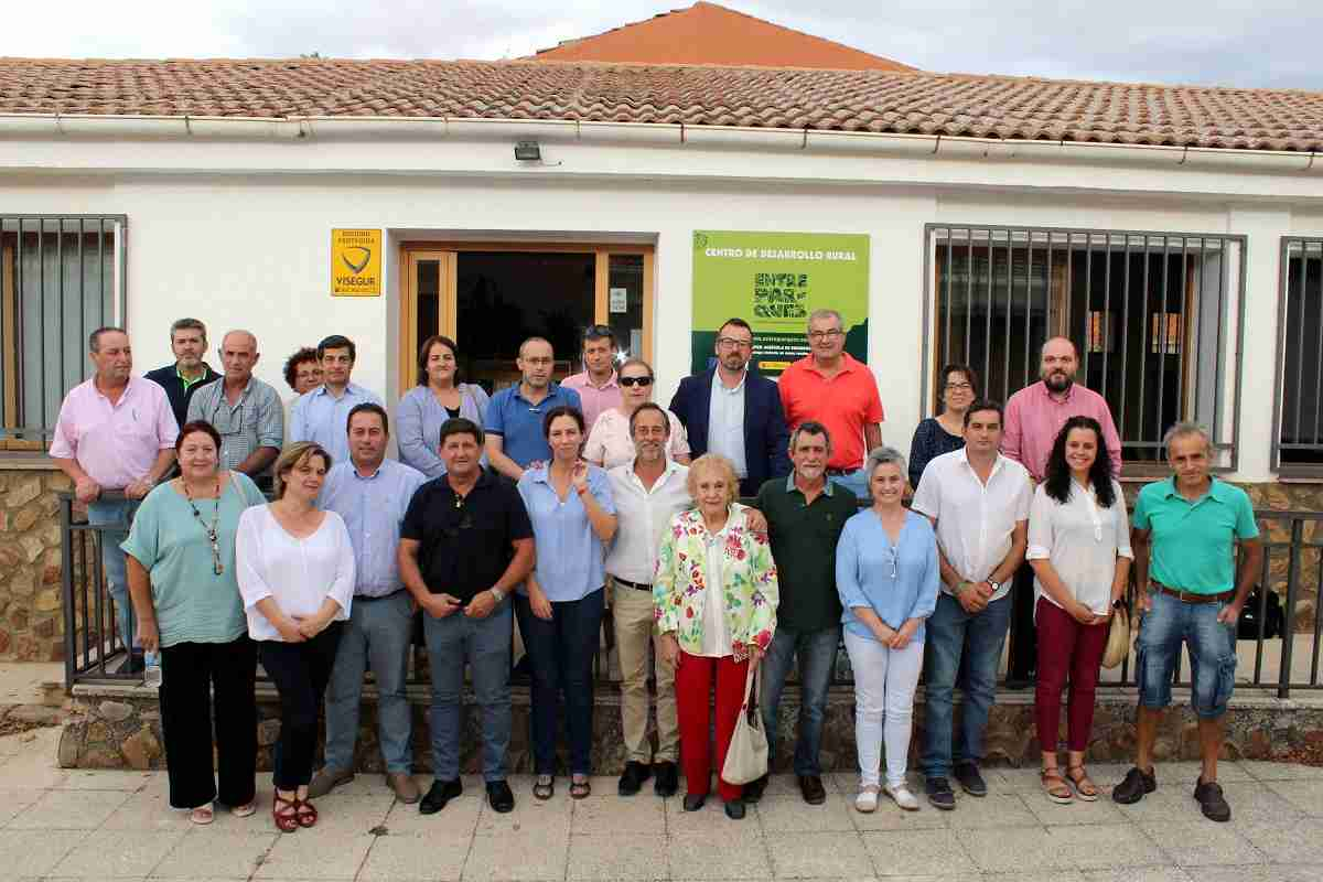 'Entreparques' entregará sus reconocimientos a emprendedores rurales el próximo 23 de abril 7
