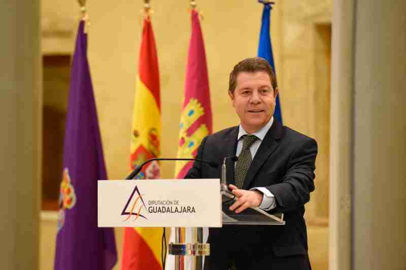 """García-Page reclama """"unidad y cohesión"""" en defensa del agua y de los fondos europeos para continuar creciendo en """"igualdad de oportunidades"""" 1"""
