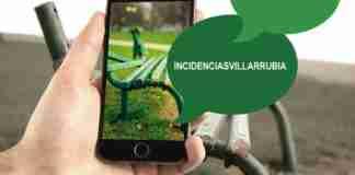 app linea verde del ayuntamiento de villarrubia de los ojos