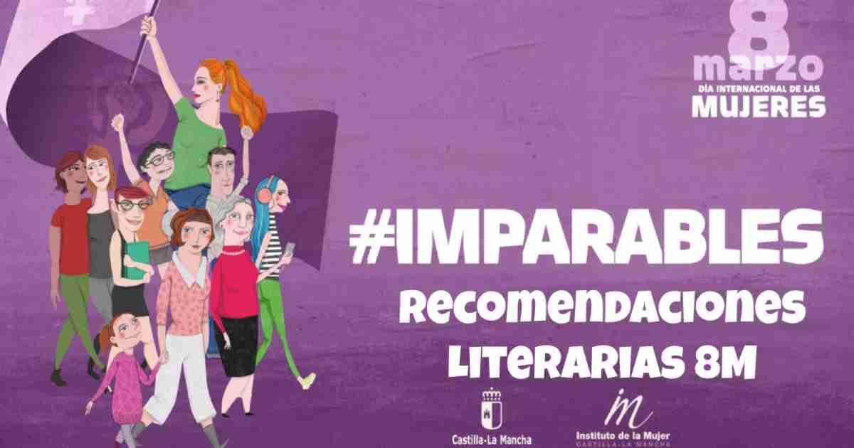 boletin de recomendaciones literarias del instituto de la mujer