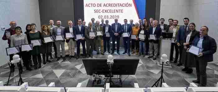 Por su calidad asistencial en cardiología, los Complejos Hospitalarios de Toledo y Albacete reciben sellos de excelencia 1