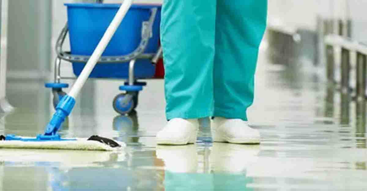 UGT pide buscar soluciones para mejorar la protección a personal de limpieza en centros sanitarios y residencias de CLM 1
