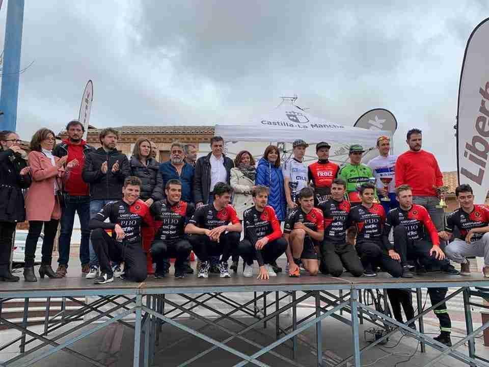 Marcos Jurado se lleva la 40 edición del Trofeo Olías Industrial en una dura jornada marcada por el viento 6