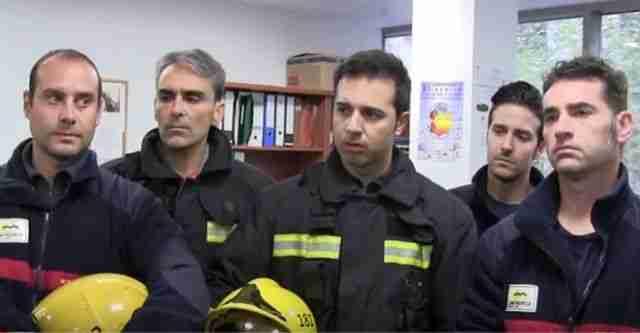 El SCIS despliega efectivos de sus 9 parques de bomberos para colaborar en tareas de desinfección 3