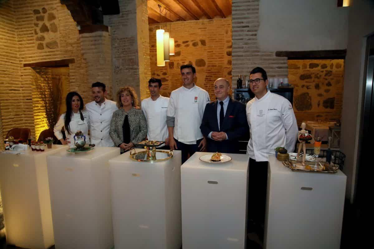 Grupo Vive Toledo pone en marcha unas jornadas gastronómicas de alta cocina 3