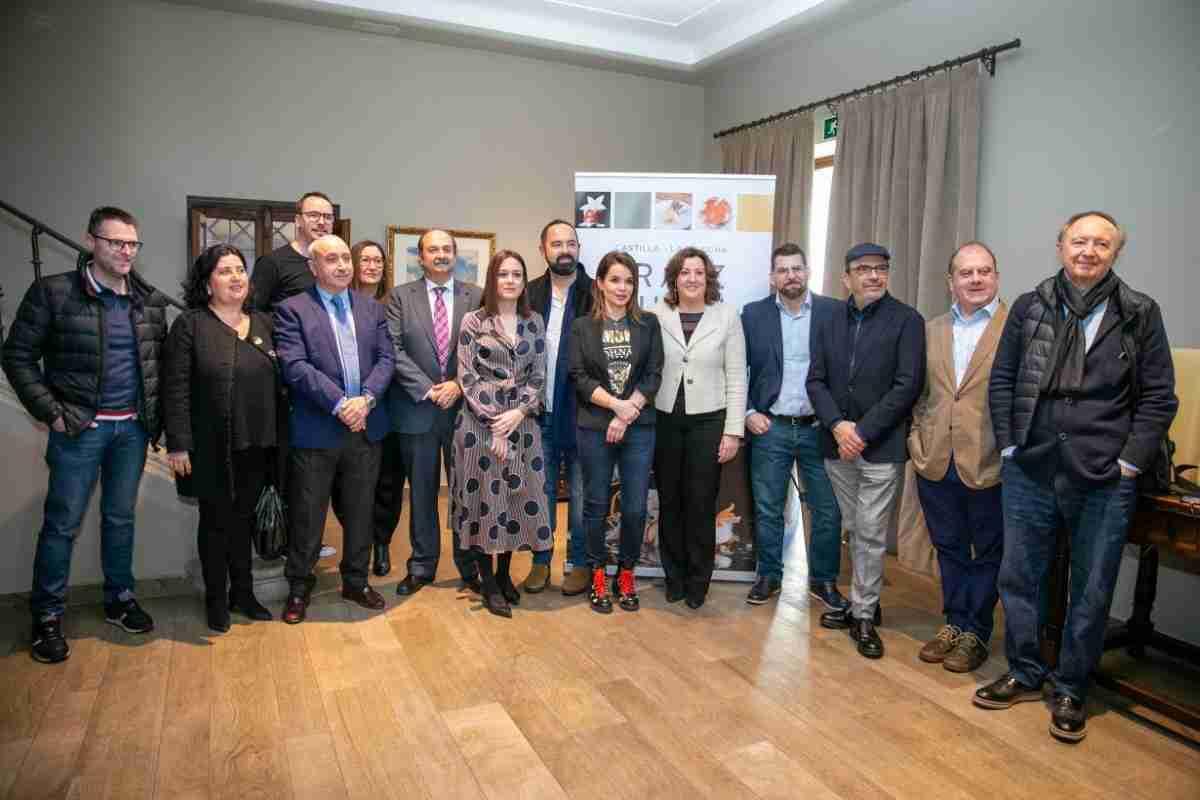 marca raiz culinaria para la promocion de la gastronomia castellano manchega