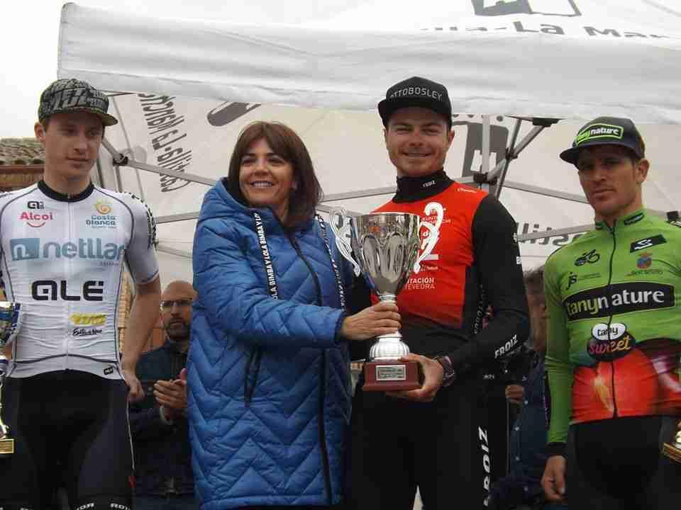 Marcos Jurado se lleva la 40 edición del Trofeo Olías Industrial en una dura jornada marcada por el viento 5