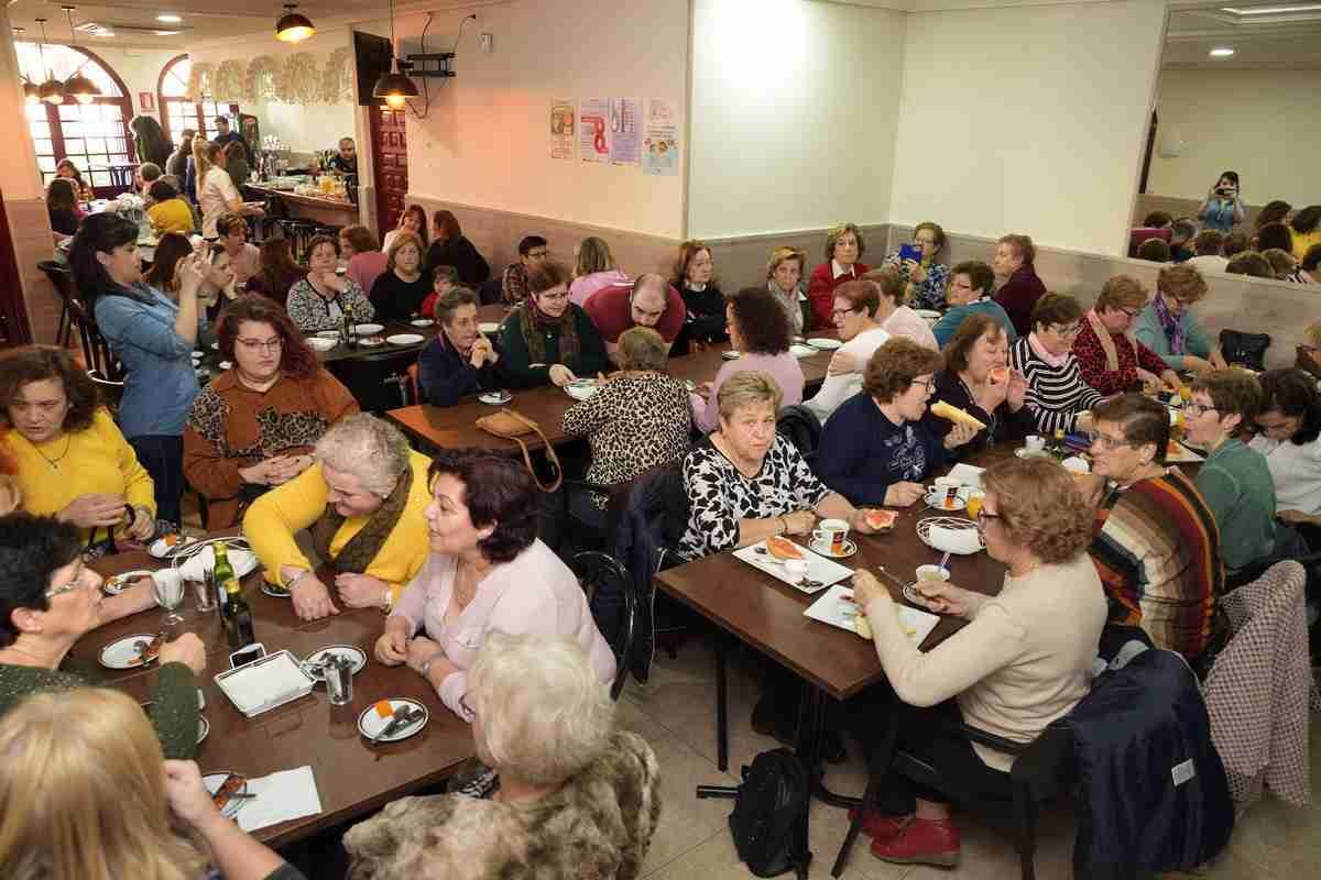 Gran convocatoria del Centro de la Mujer y 'Desayuna con nosotras' 2