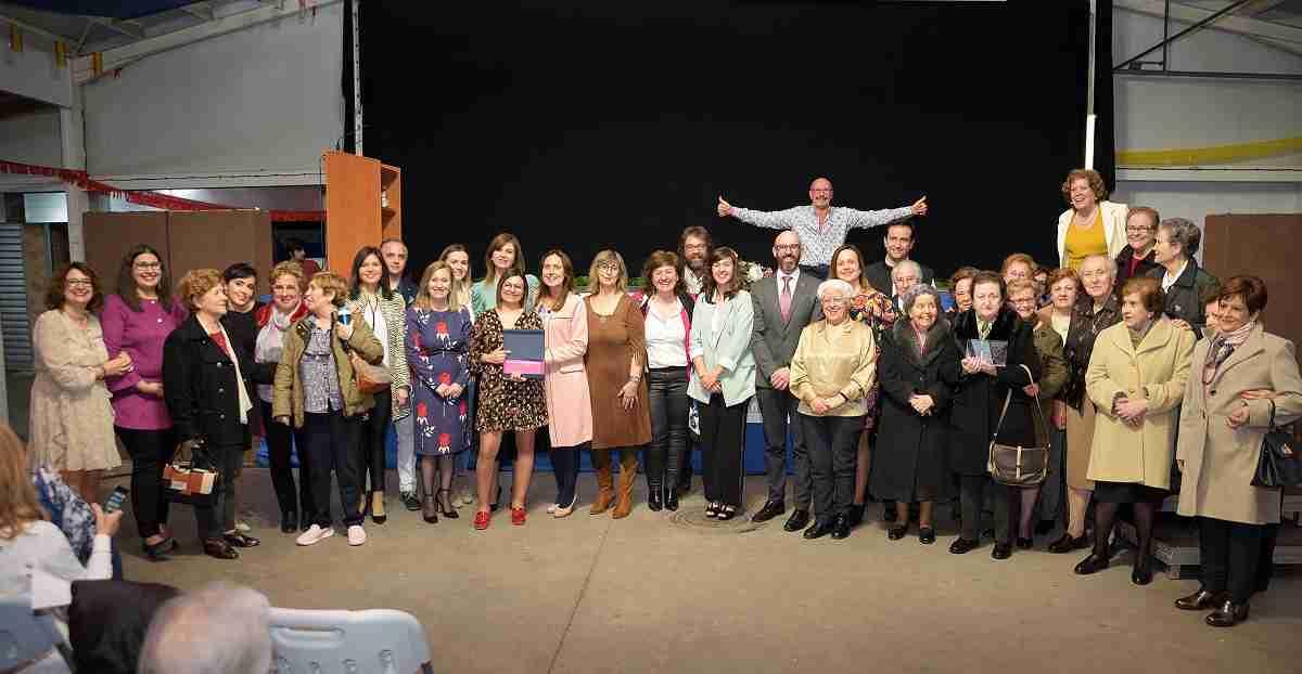 Argamasilla de Alba reconoce la solidaridad, la lucha y el trabajo de sus mujeres y colectivos 14