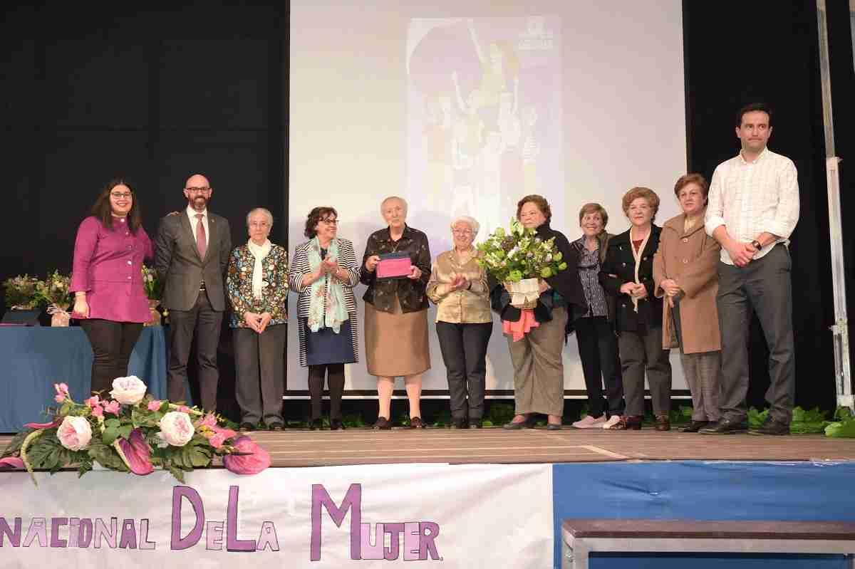 Argamasilla de Alba reconoce la solidaridad, la lucha y el trabajo de sus mujeres y colectivos 15