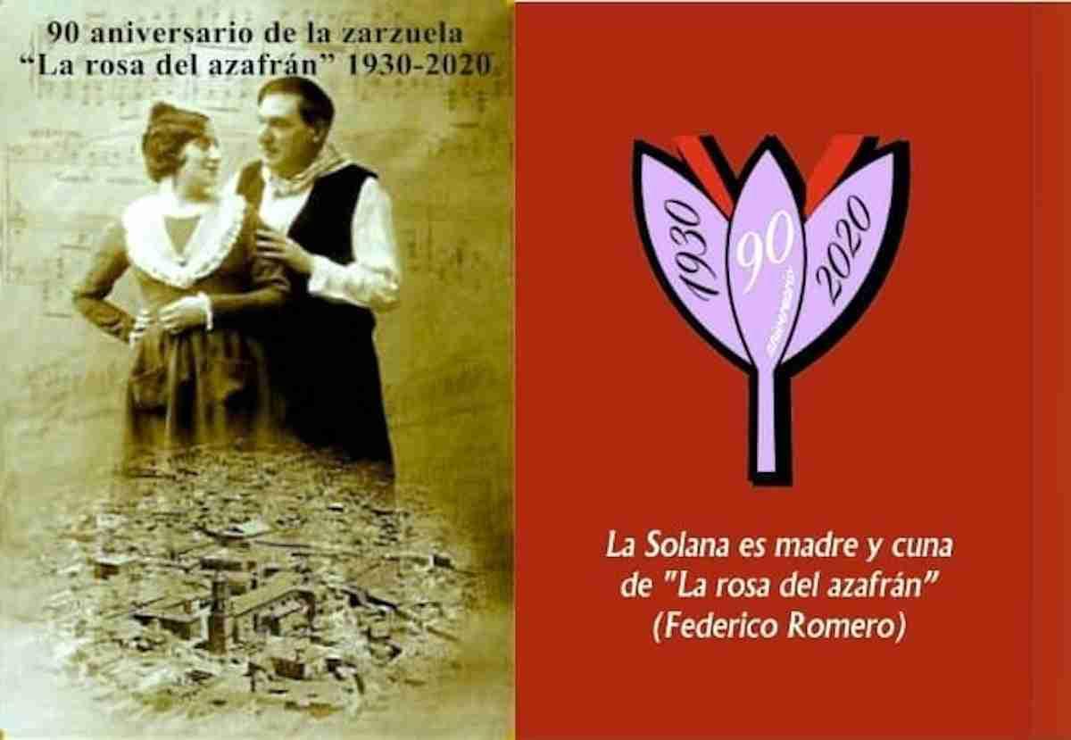 """90 Aniversario del estreno de """"La Rosa del Azafrán"""" en el Teatro Calderón de Madrid 3"""