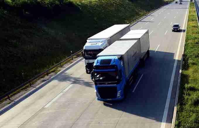 Los transportistas triplican esfuerzos para continuar abasteciendo los productos de primera necesidad 1