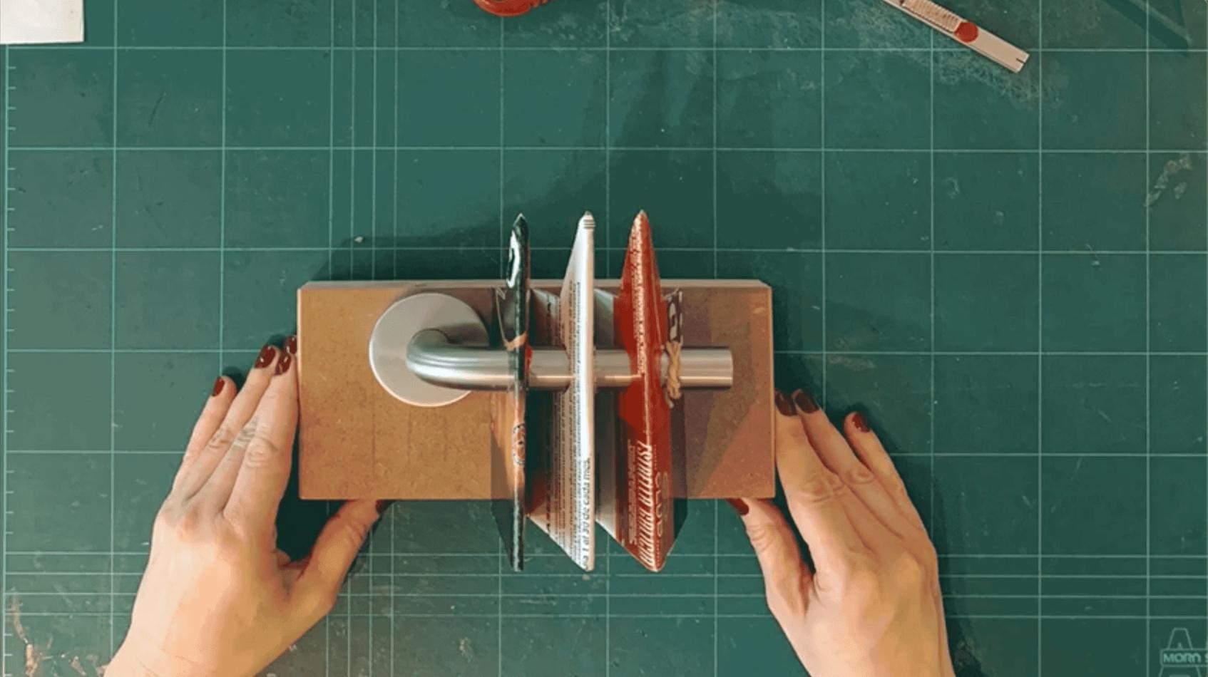 El Protector de manillas DIY que evita contagios que puedes construir gratis 67