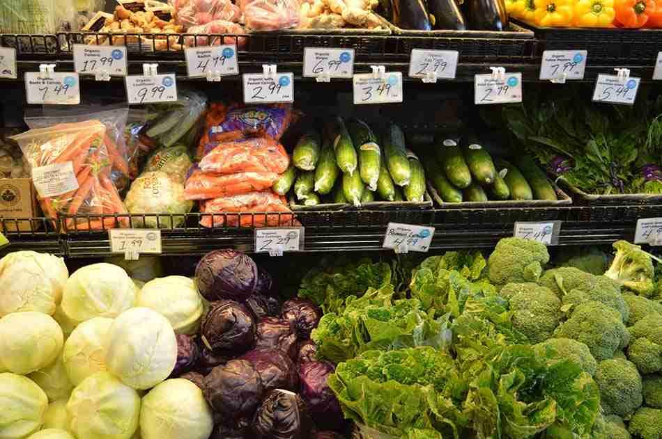 hacer la compra, mercado, supermercado, alimentos