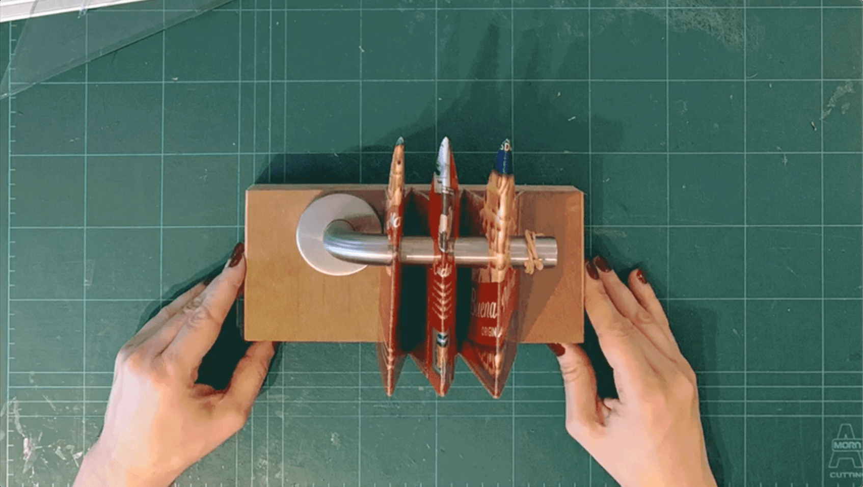 El Protector de manillas DIY que evita contagios que puedes construir gratis 88