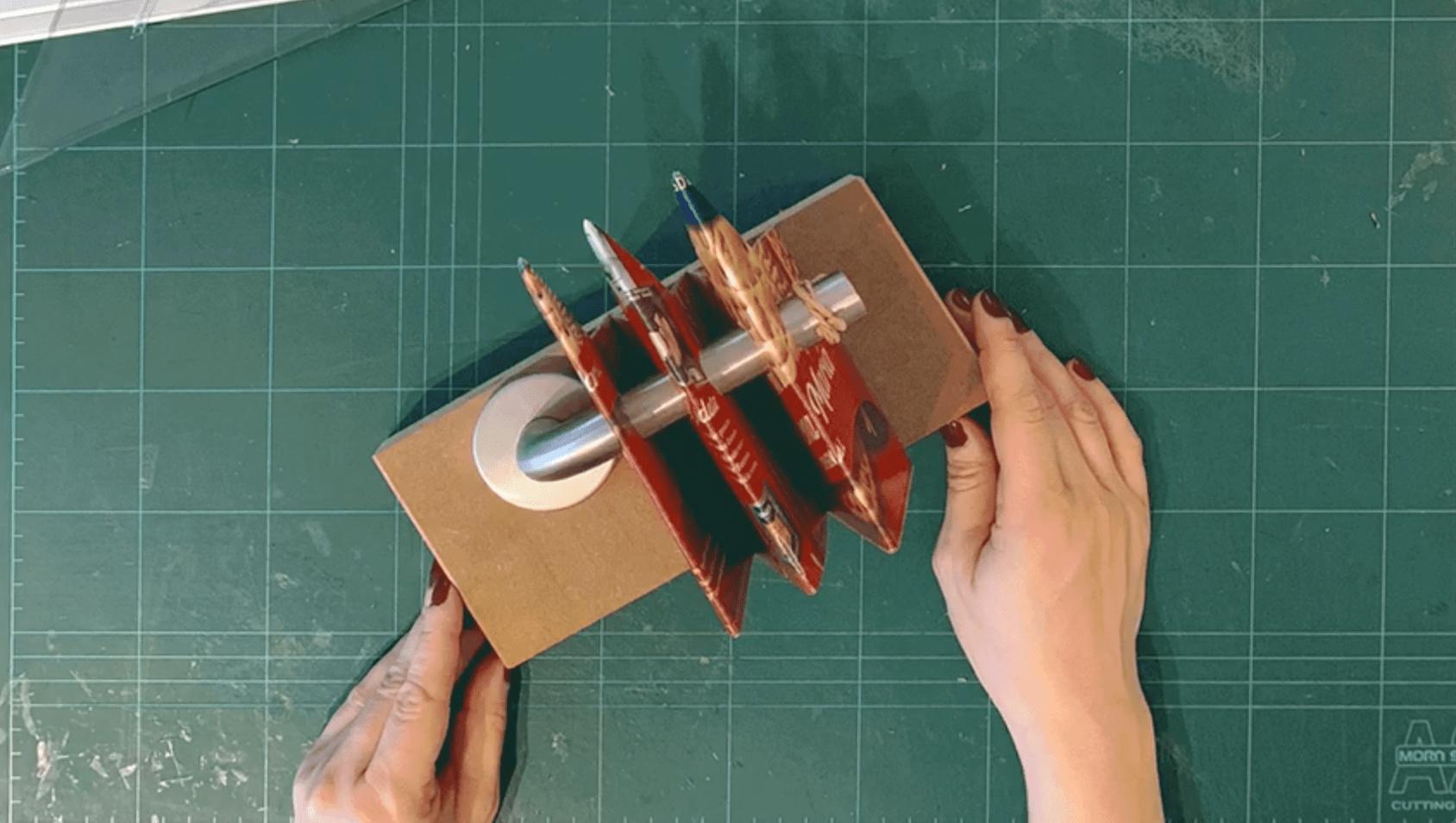 El Protector de manillas DIY que evita contagios que puedes construir gratis 89