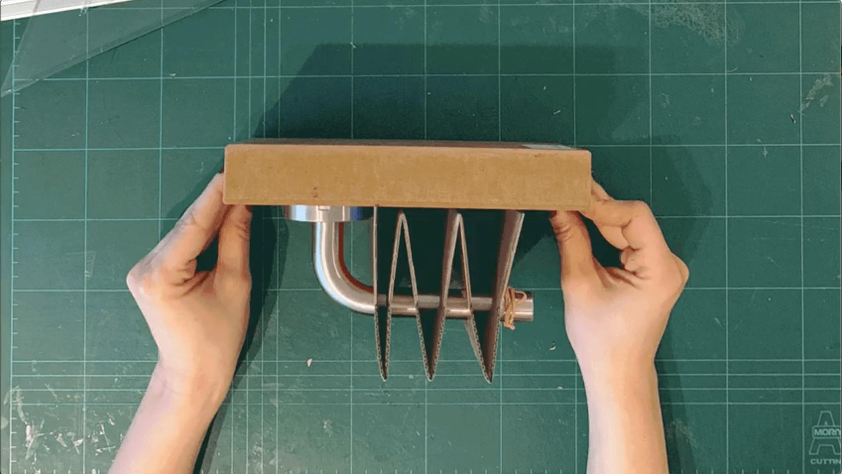 El Protector de manillas DIY que evita contagios que puedes construir gratis 90