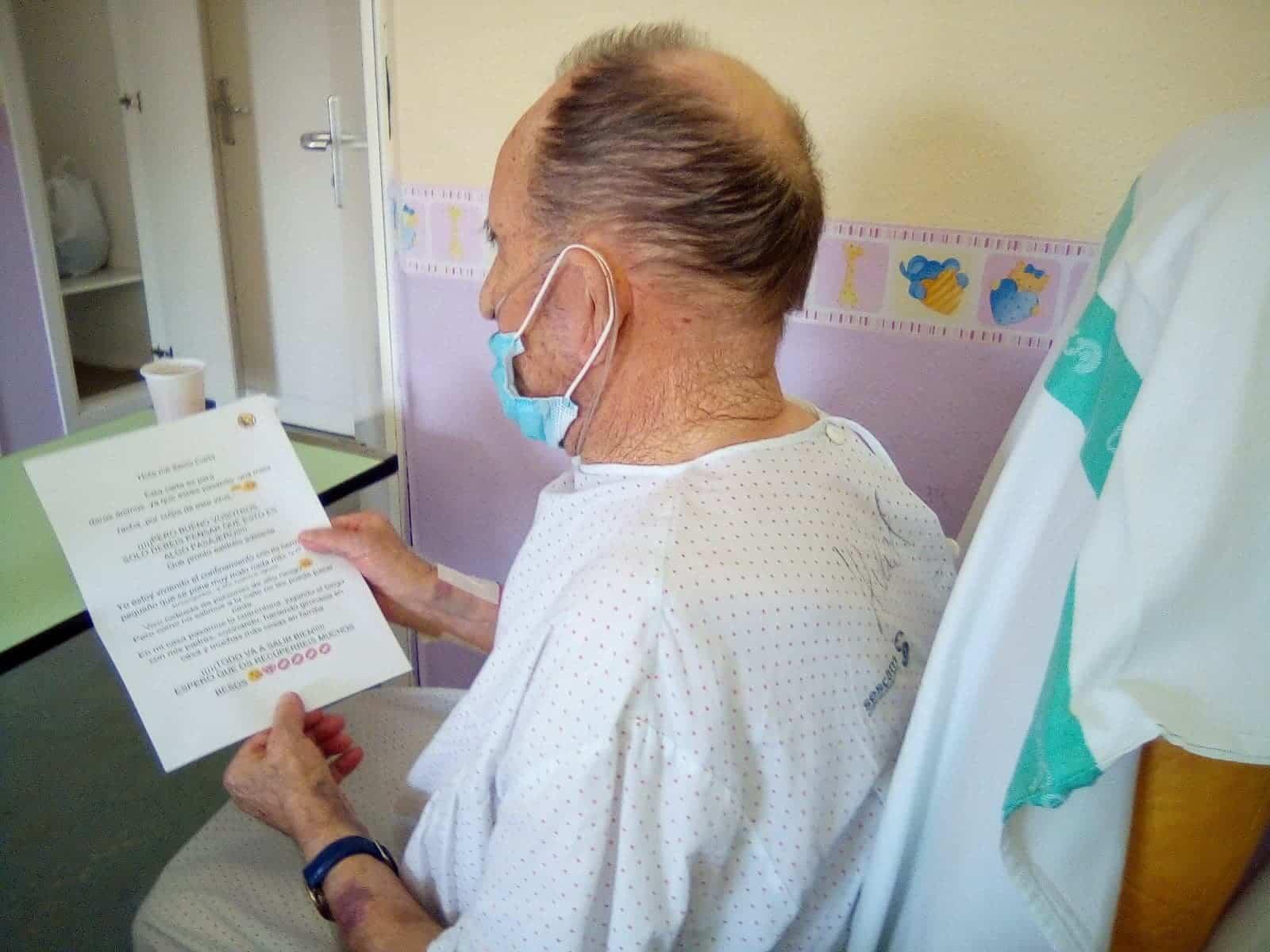 Los alumnos del Colegio Virgen de la Cabeza de Valdepeñas envían cartas de ánimo a los pacientes ingresados en el Hospital de Valdepeñas 7