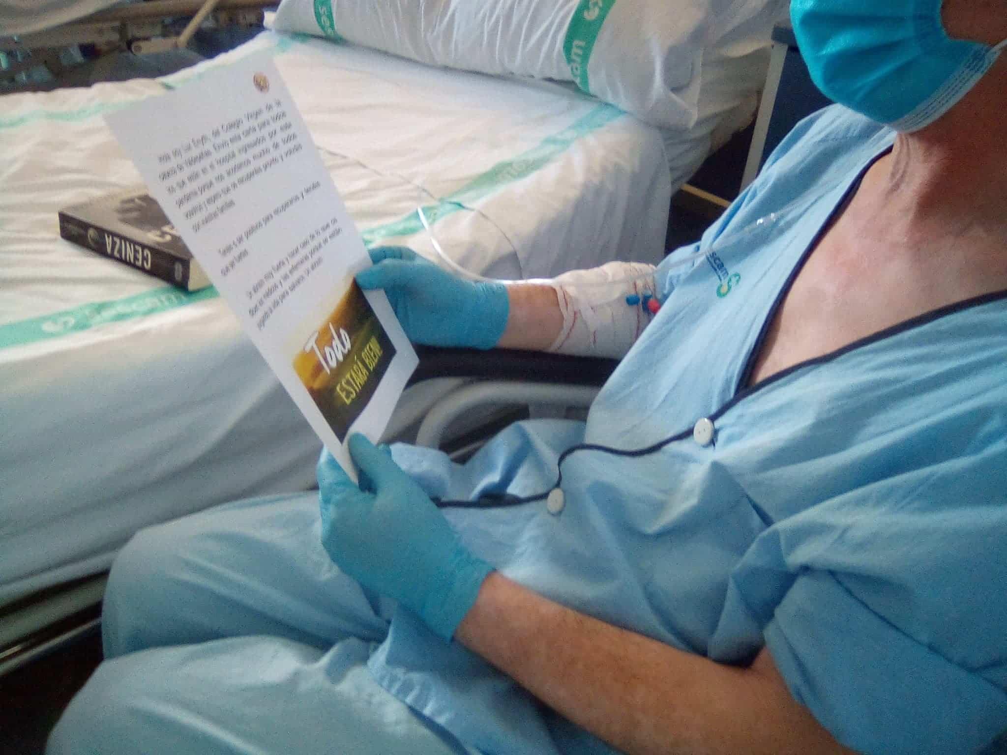 Los alumnos del Colegio Virgen de la Cabeza de Valdepeñas envían cartas de ánimo a los pacientes ingresados en el Hospital de Valdepeñas 9