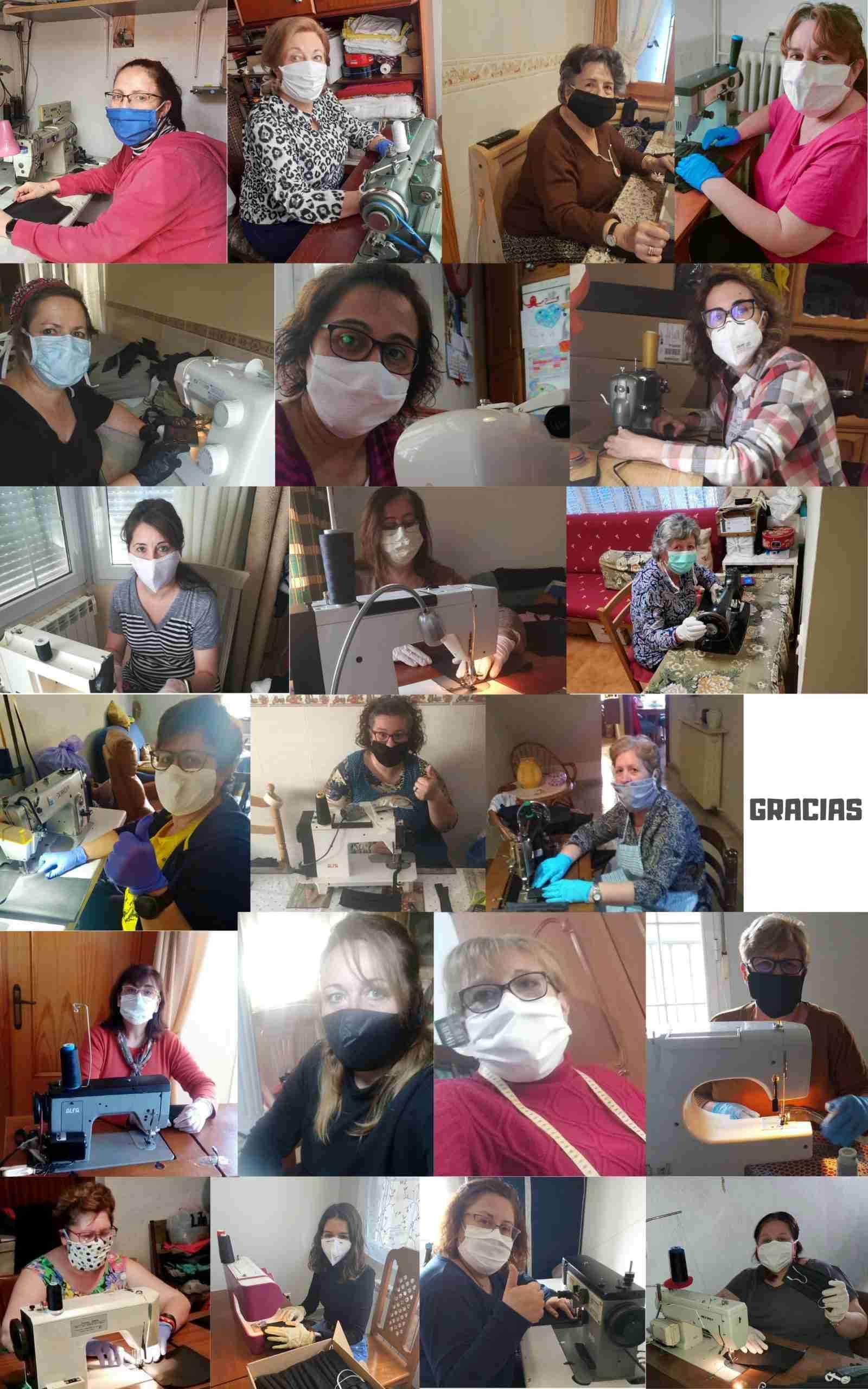 Villarta de San Juan repartirá mascarillas confeccionadas por voluntarias de la localidad a todos sus vecinos 3