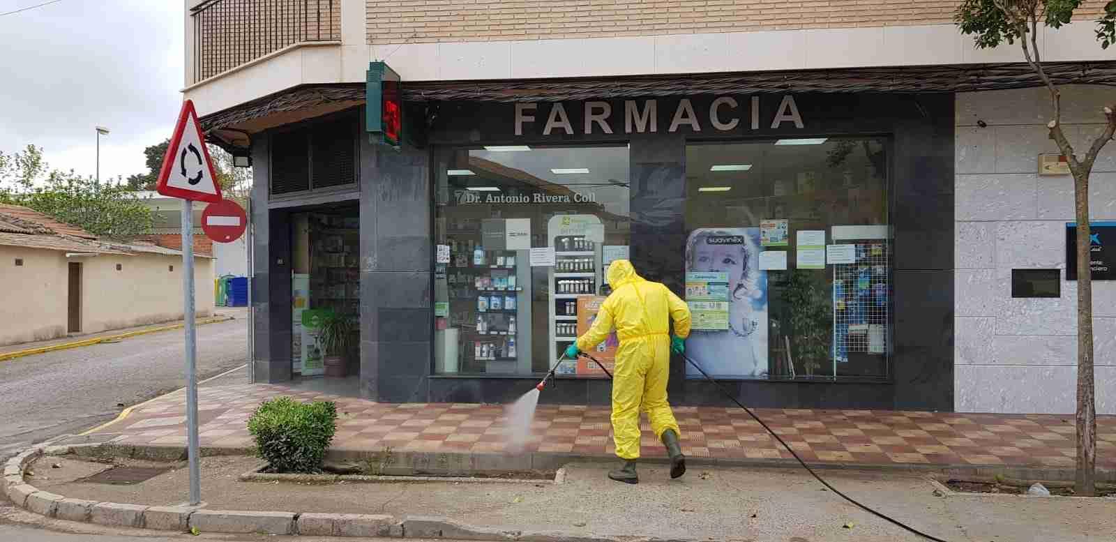Los efectivos de GEACAM han realizado un total de 958 intervenciones de desinfección en Ciudad Real 3