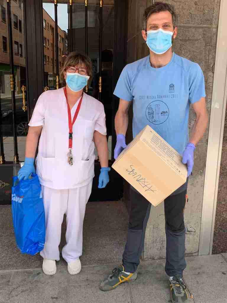 """CaixaBank y la Fundación """"la Caixa"""" colaboran con  Plena inclusión Castilla-La Mancha en la adquisición de EPIs 5"""