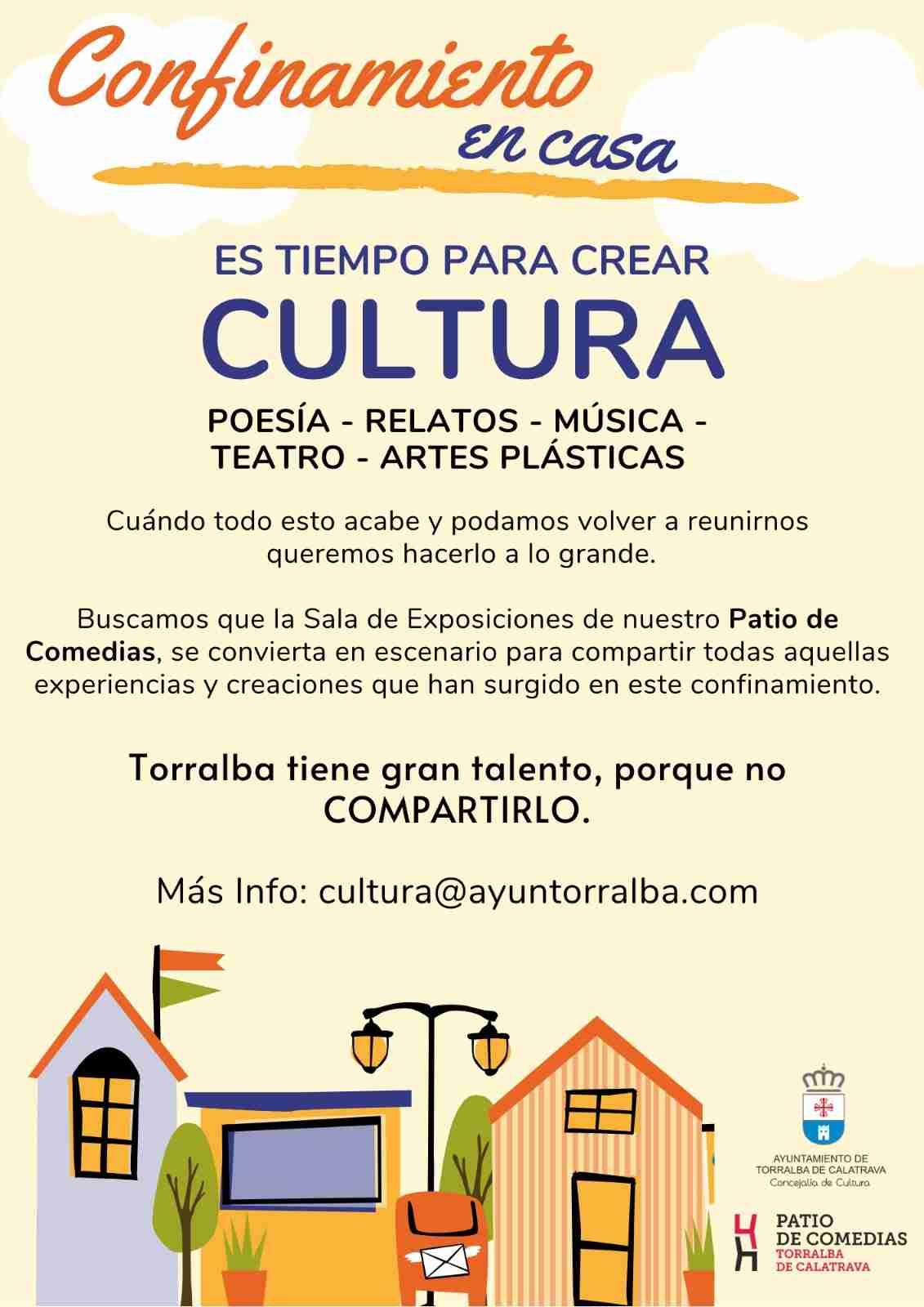 La comarca del Campo de Calatrava, activa en la oferta de actividades virtuales para mejorar el confinamiento 4